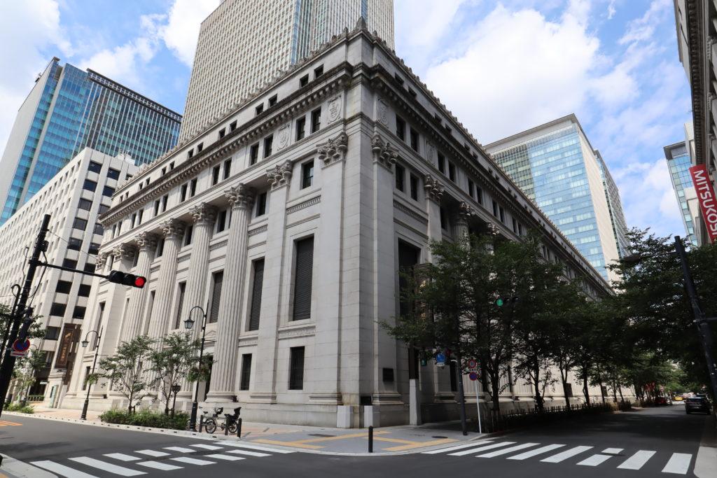 半沢直樹_東京中央銀行の外観