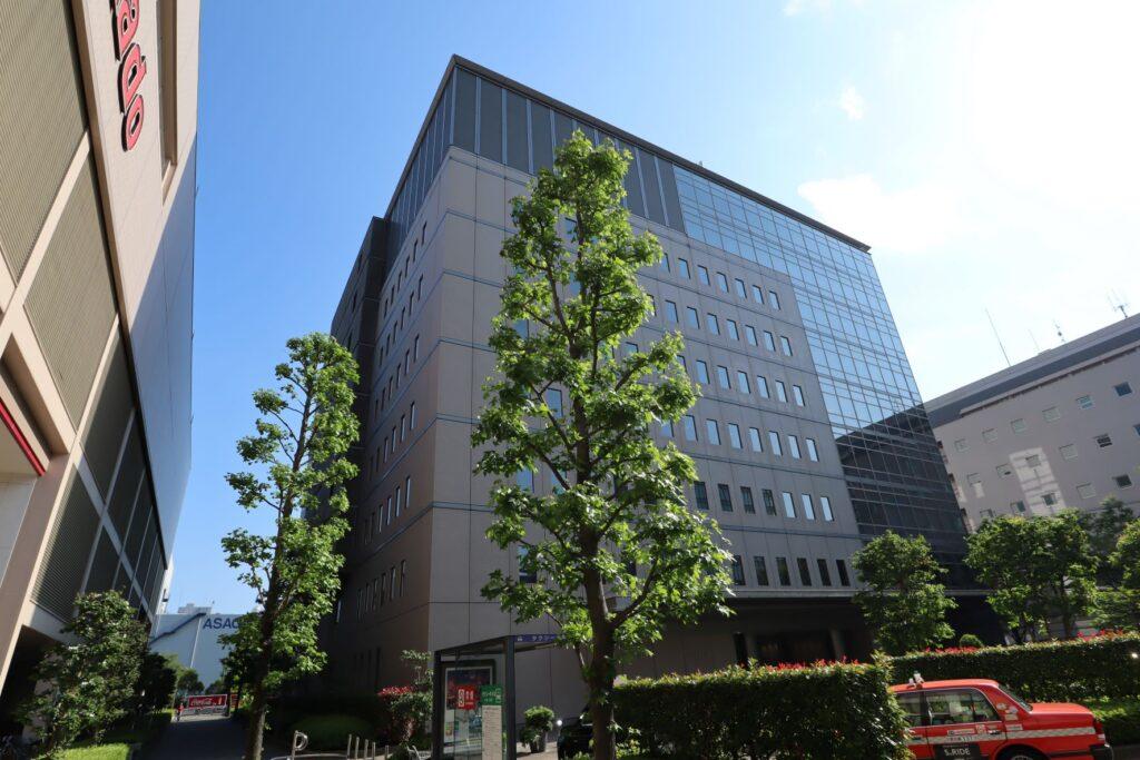 深川ギャザリアのオフィスW1棟