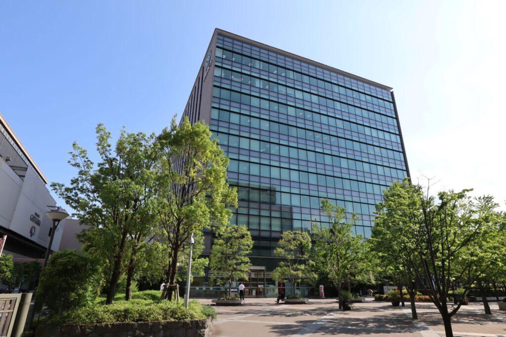 深川ギャザリアのオフィスW2棟