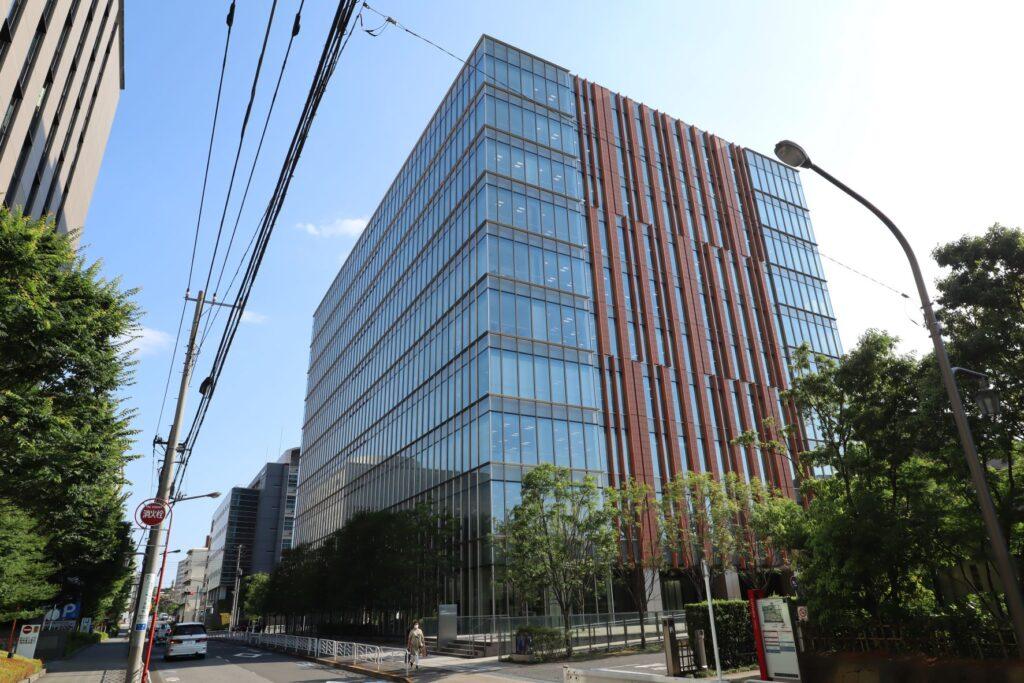 深川ギャザリアのオフィスW3棟