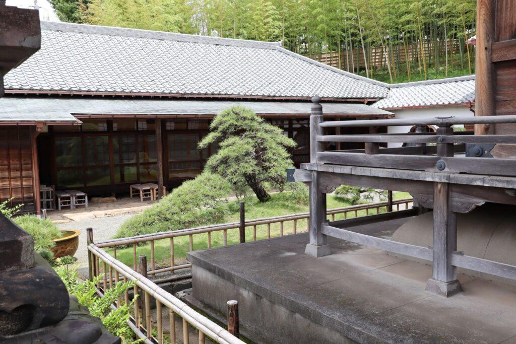 妙蓮寺客殿の外観