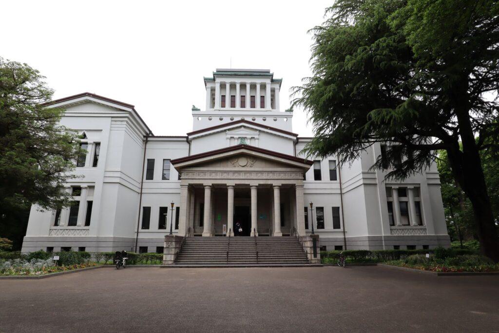 大倉山記念館のファサード