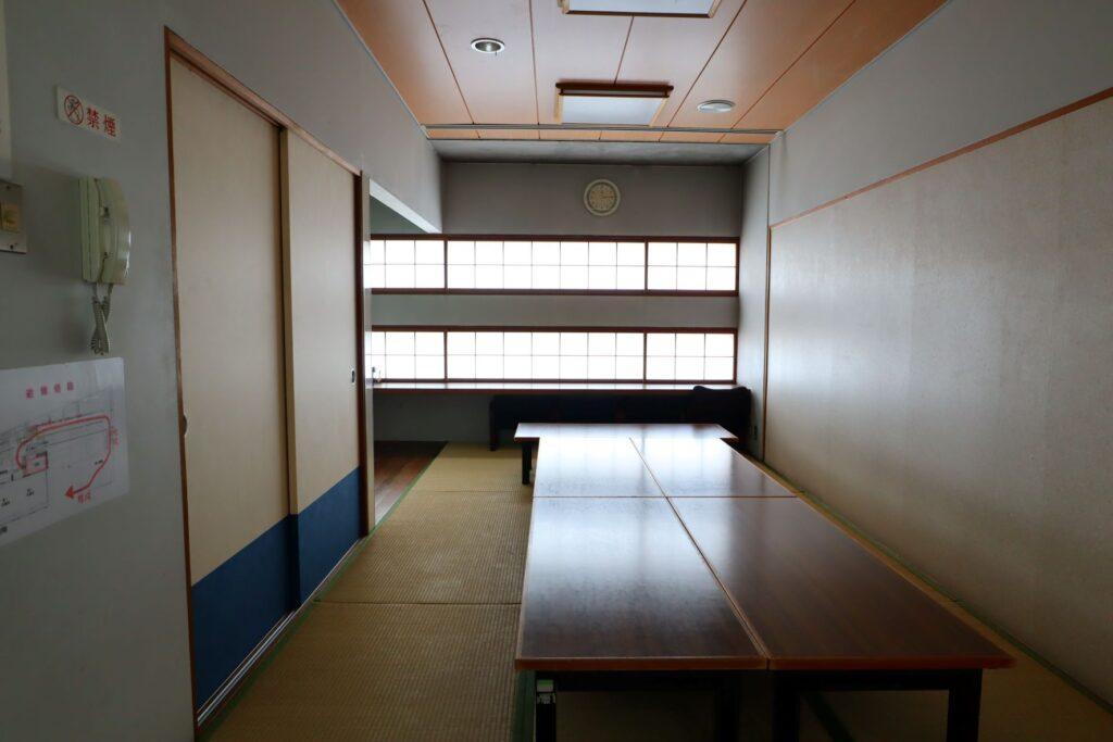 川崎市大山街道ふるさと館の和室
