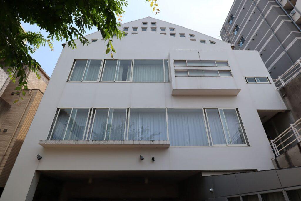 川崎市大山街道ふるさと館の外観