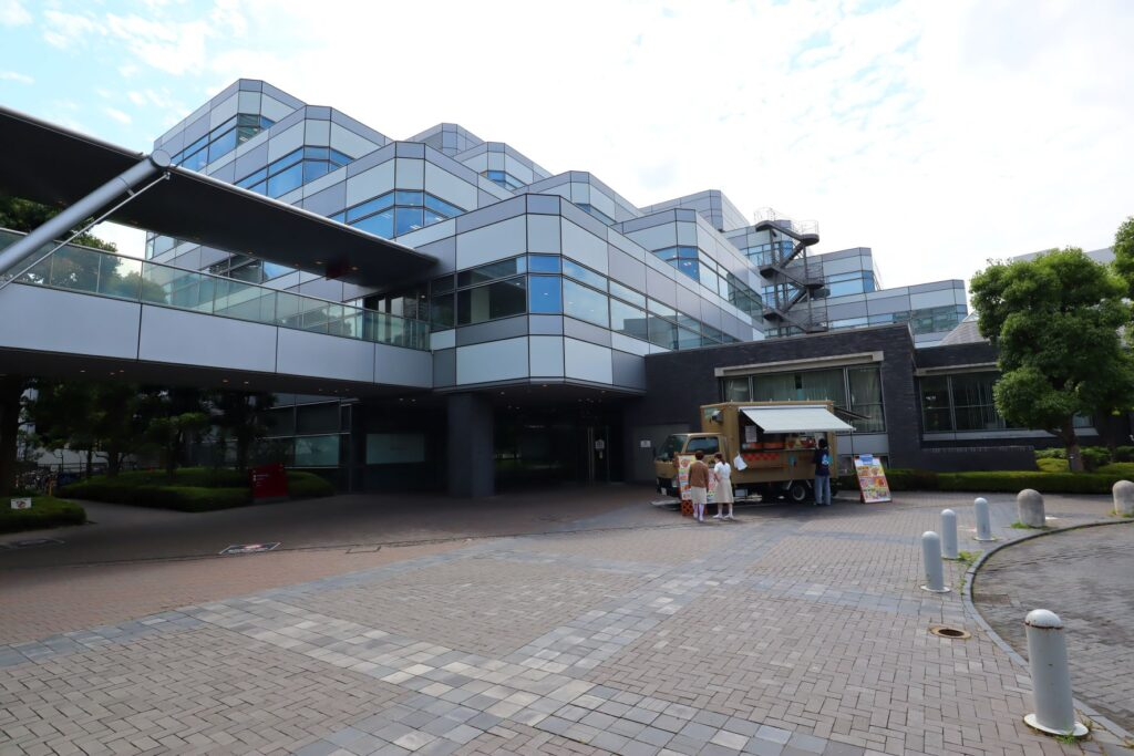 世田谷ビジネススクエアのヒルズ3とヒルズ4