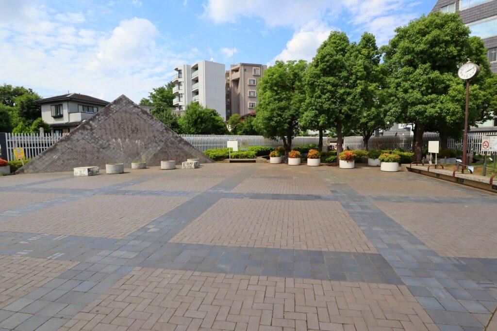 世田谷ビジネススクエアのくすのき公園