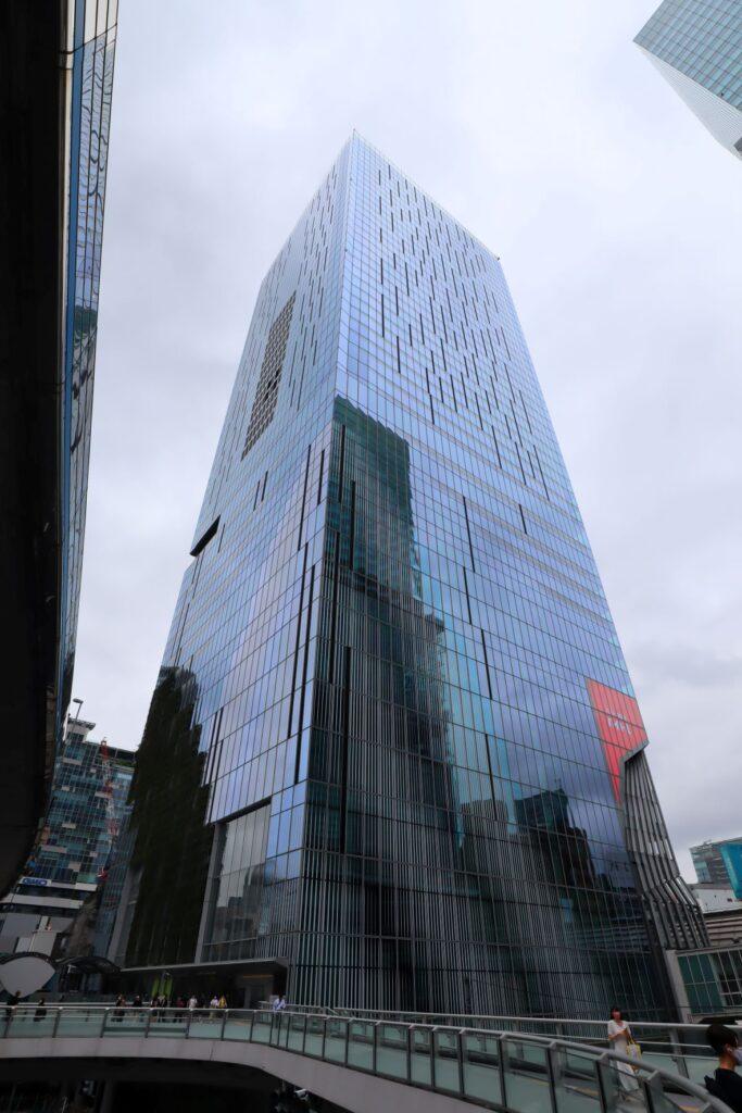 渋谷スクランブルスクエア東棟外観
