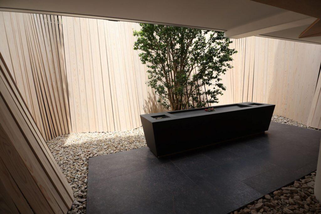 横濱聖苑の合祀墓