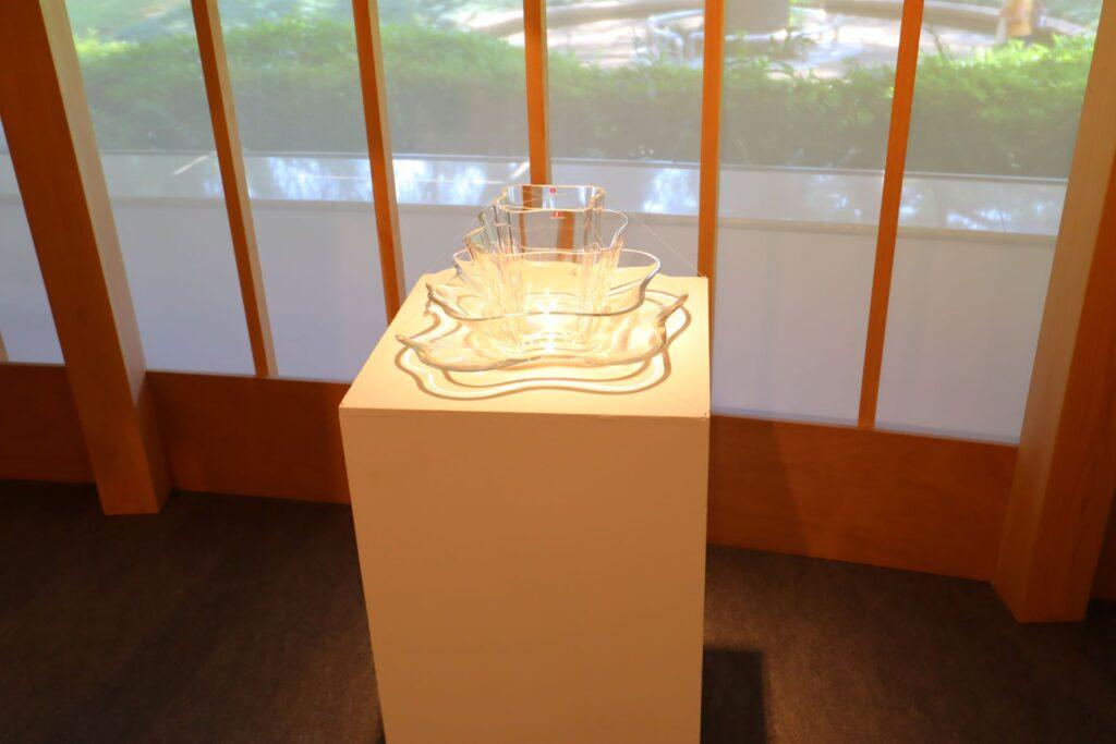 アイノとアルヴァ 二人のアアルト展のニューヨーク万国博覧会フィンランド館