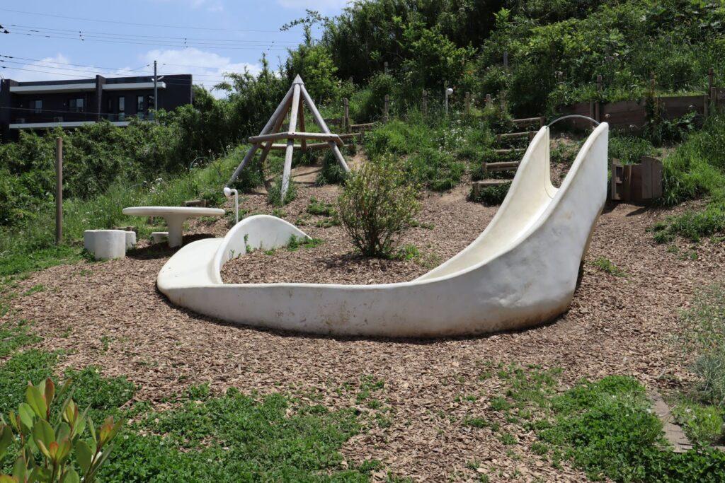 あざみ野ガーデンズの100本のスプーンのみんなの公園