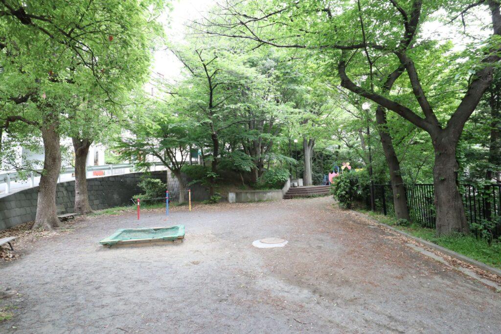 フィオーレの森の久本公園