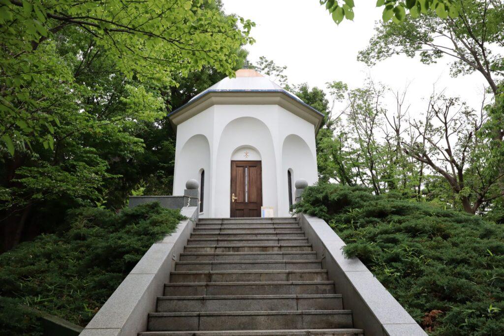 フィオーレの森の星の礼拝堂