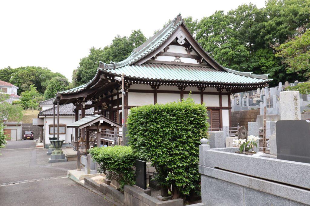 本覚寺外観