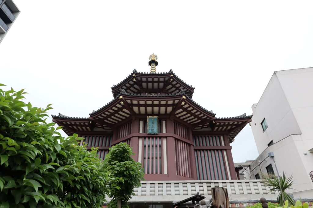 川崎大師の清浄光院