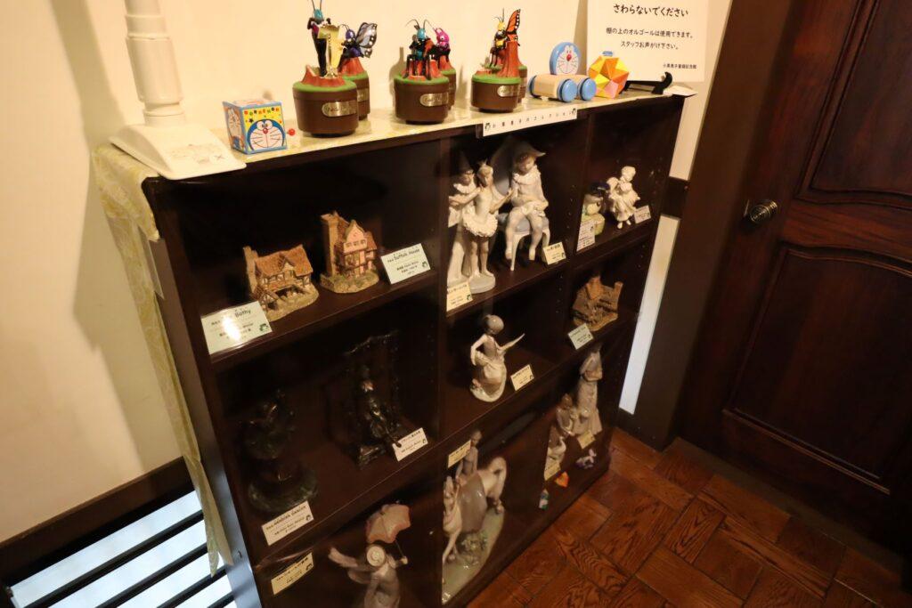 小黒恵子童謡記念館のコレクション