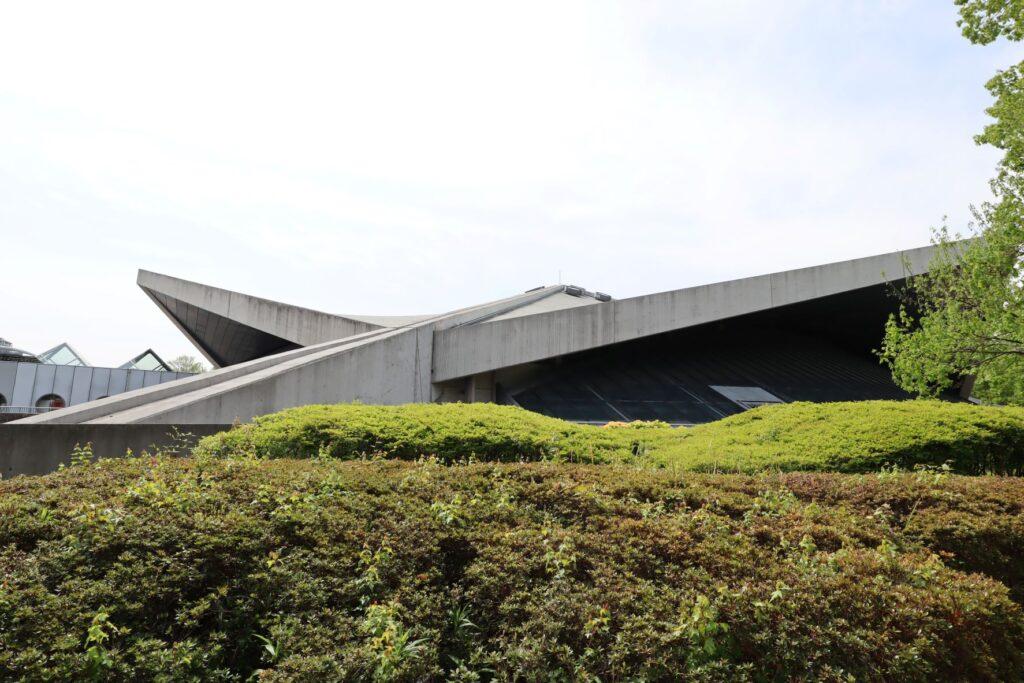 駒沢オリンピック公園体育館外観
