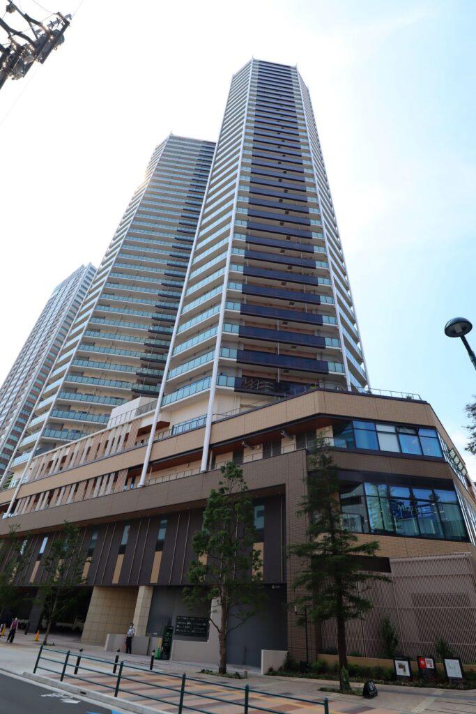 Kosugi 3rd Avenue The Residence