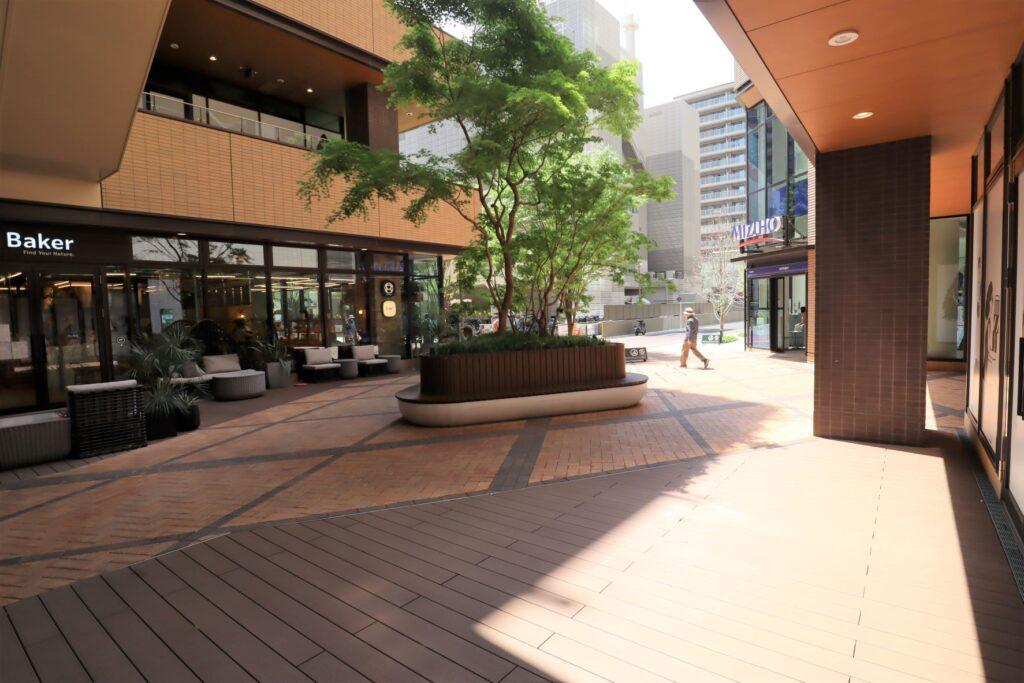 Kosugi 3rd Avenueセンタースクエア