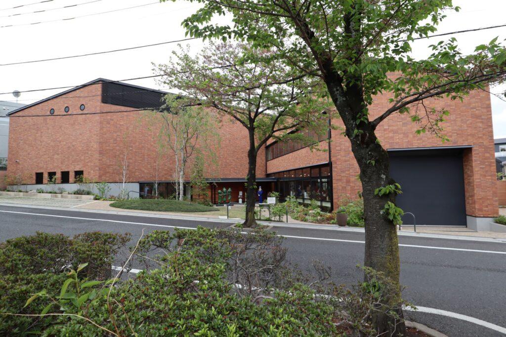 長谷川町子記念館外観