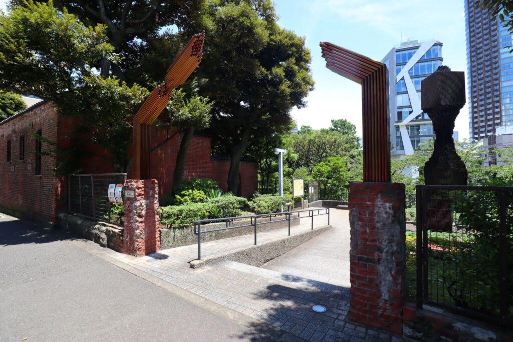 乃木公園入口