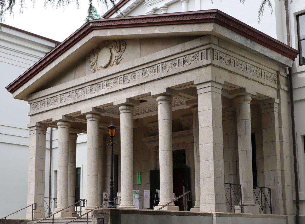 大倉山記念館入口