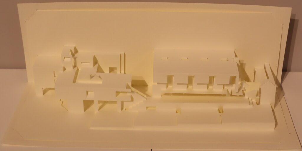 オリガミ・アーキテクチャーのヒルサイドテラス