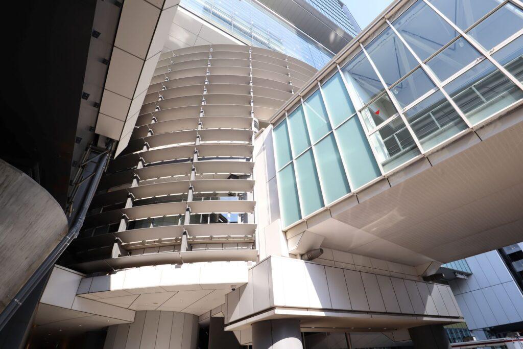 渋谷ヒカリエのアーバンコア