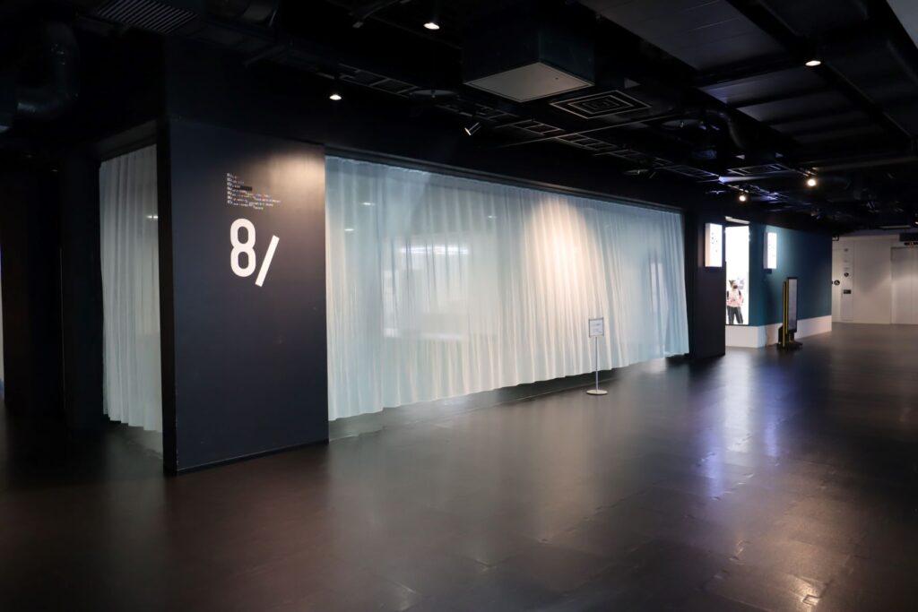 渋谷ヒカリエのクリエイティブスペース
