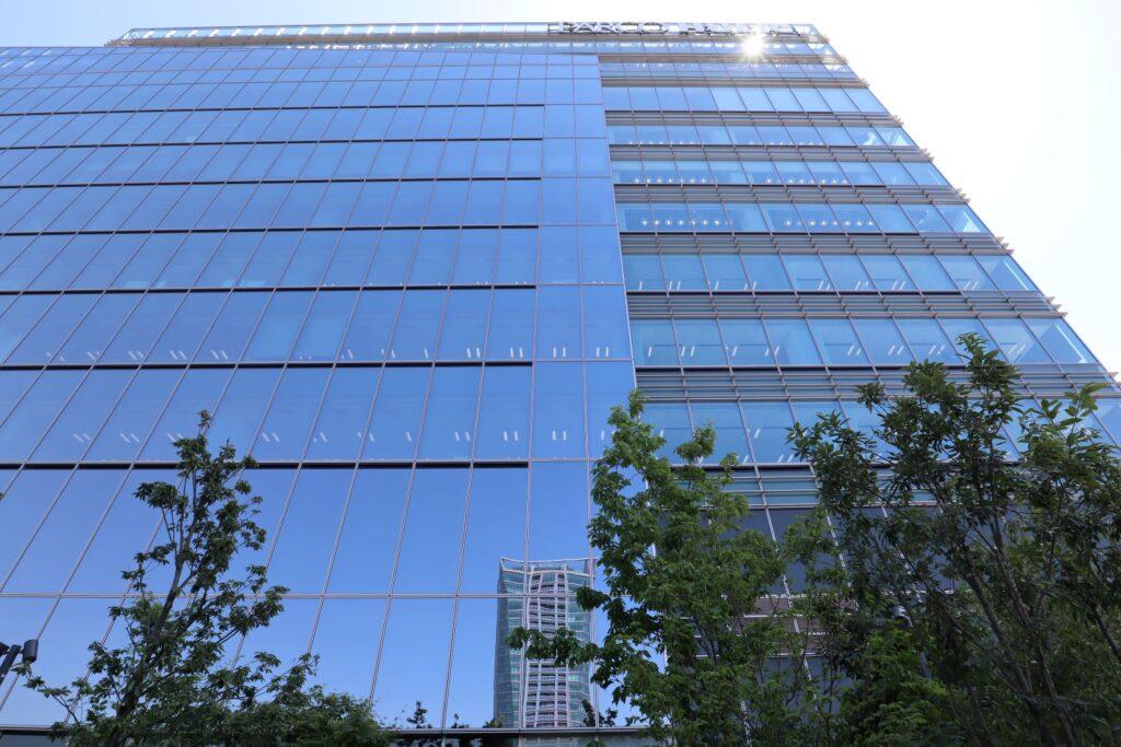 渋谷PARCO10階屋外広場ROOFTOP PARK