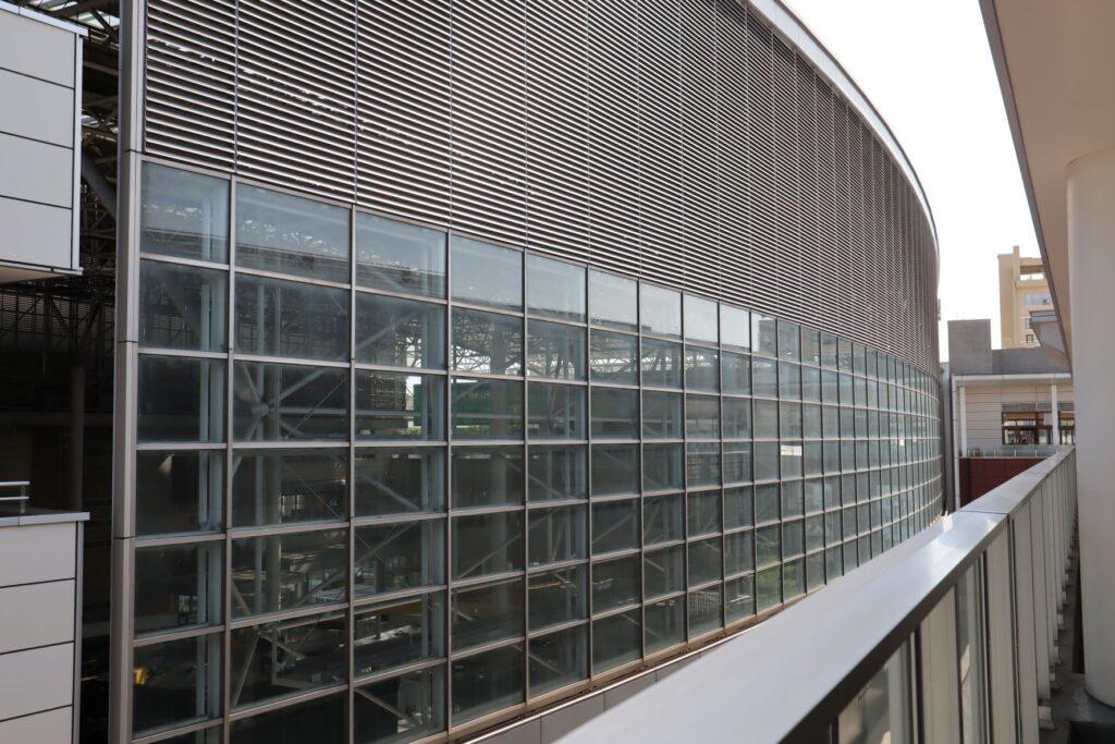 たまプラーザ駅コンコース
