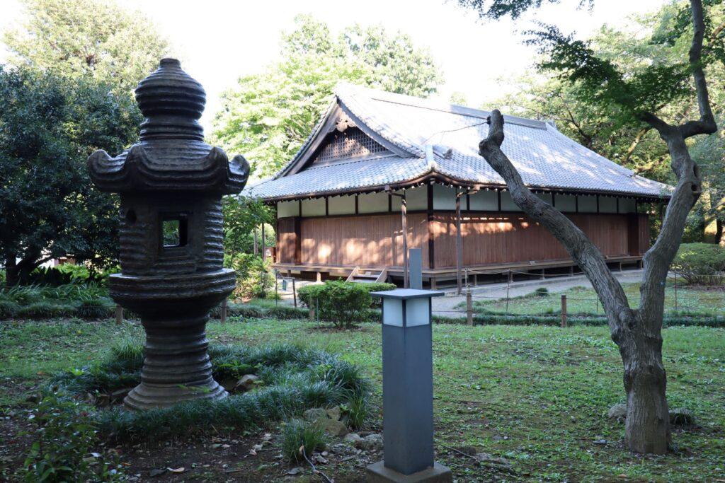 東京国立博物館応挙館