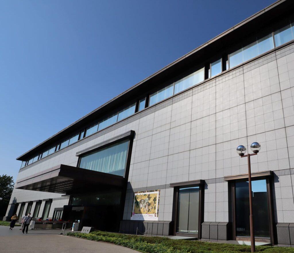 東京国立博物館平成館外観