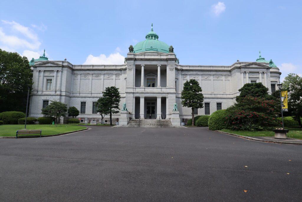 東京国立博物館表慶館外観