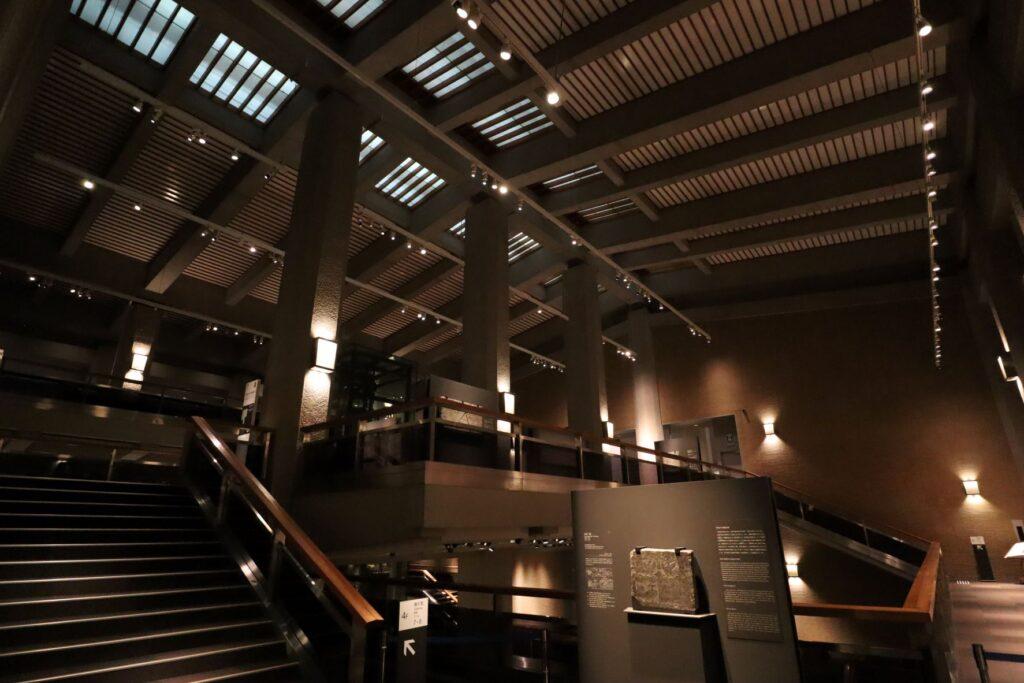 東京国立博物館東洋館展示室