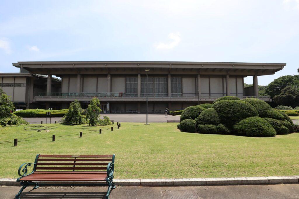 東京国立博物館東洋館外観